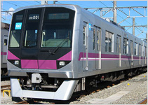 半蔵門線08系|東京メトロ