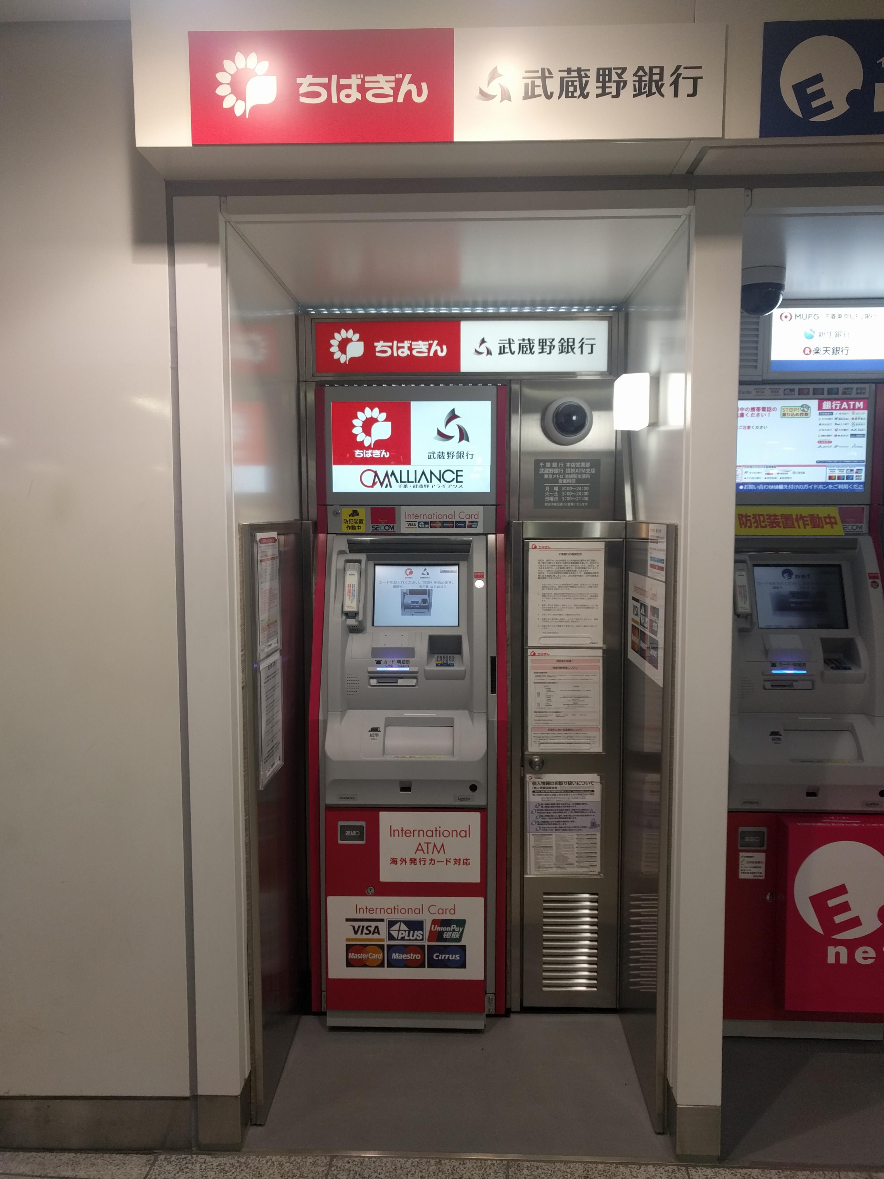 千葉銀行 インターネットサービス