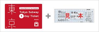 Tokyo Shuttle & Subway Pass